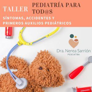 """Taller """"Pediatría para todos"""""""